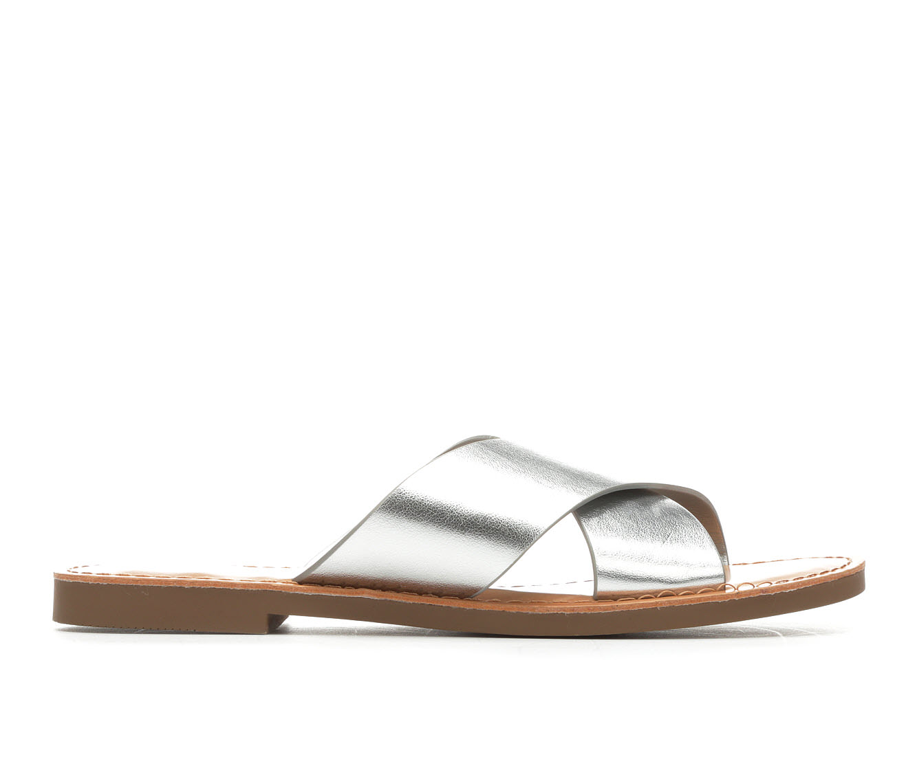 Women's Y-Not Lunacy Sandals (Silver)