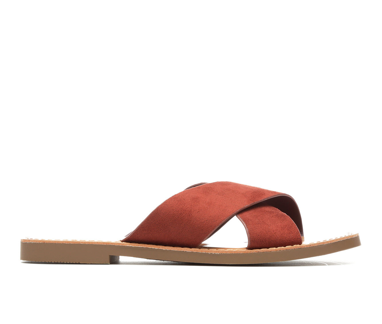 Women's Y-Not Lunacy Sandals (Brown)