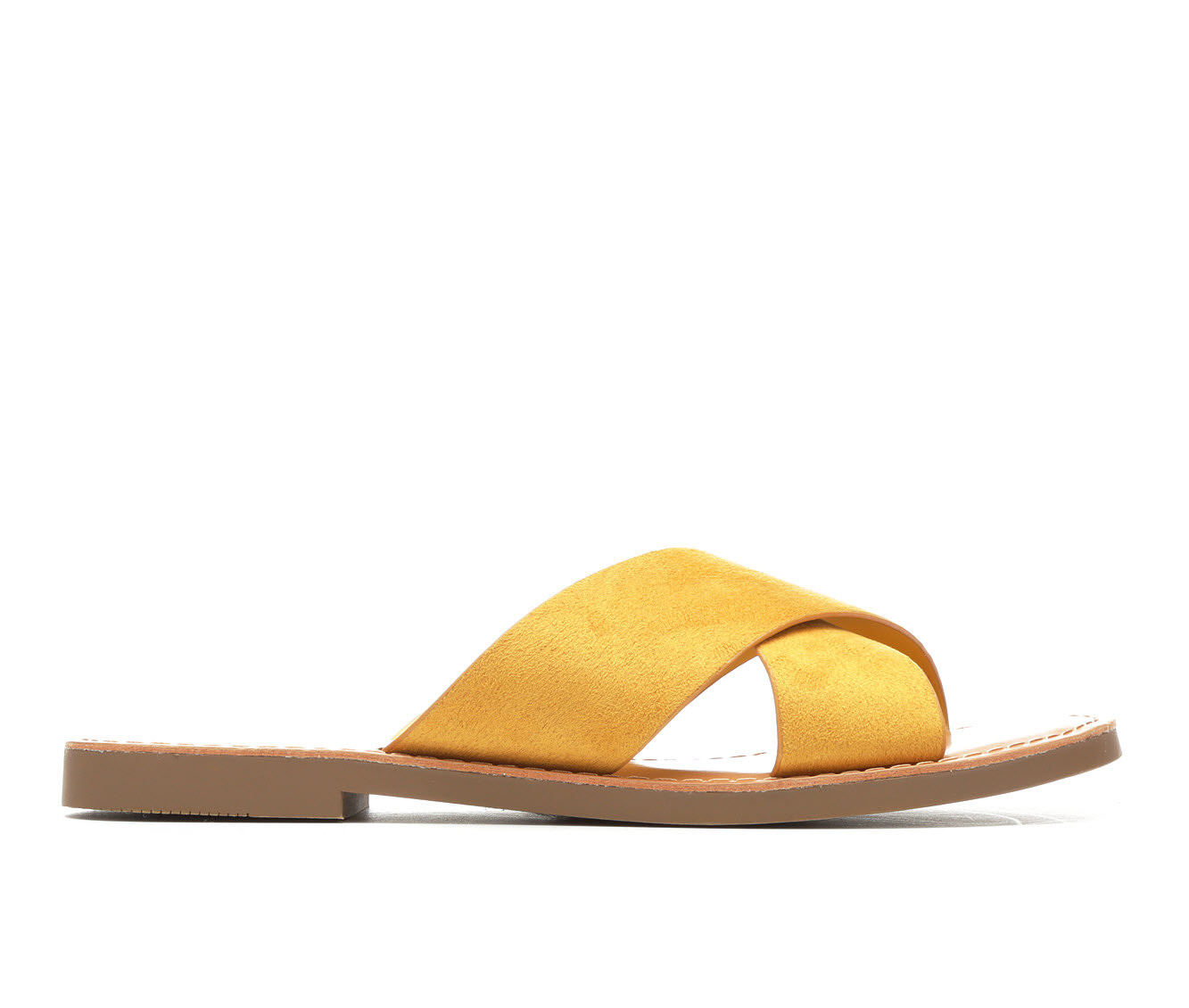 Women's Y-Not Lunacy Sandals (Yellow)