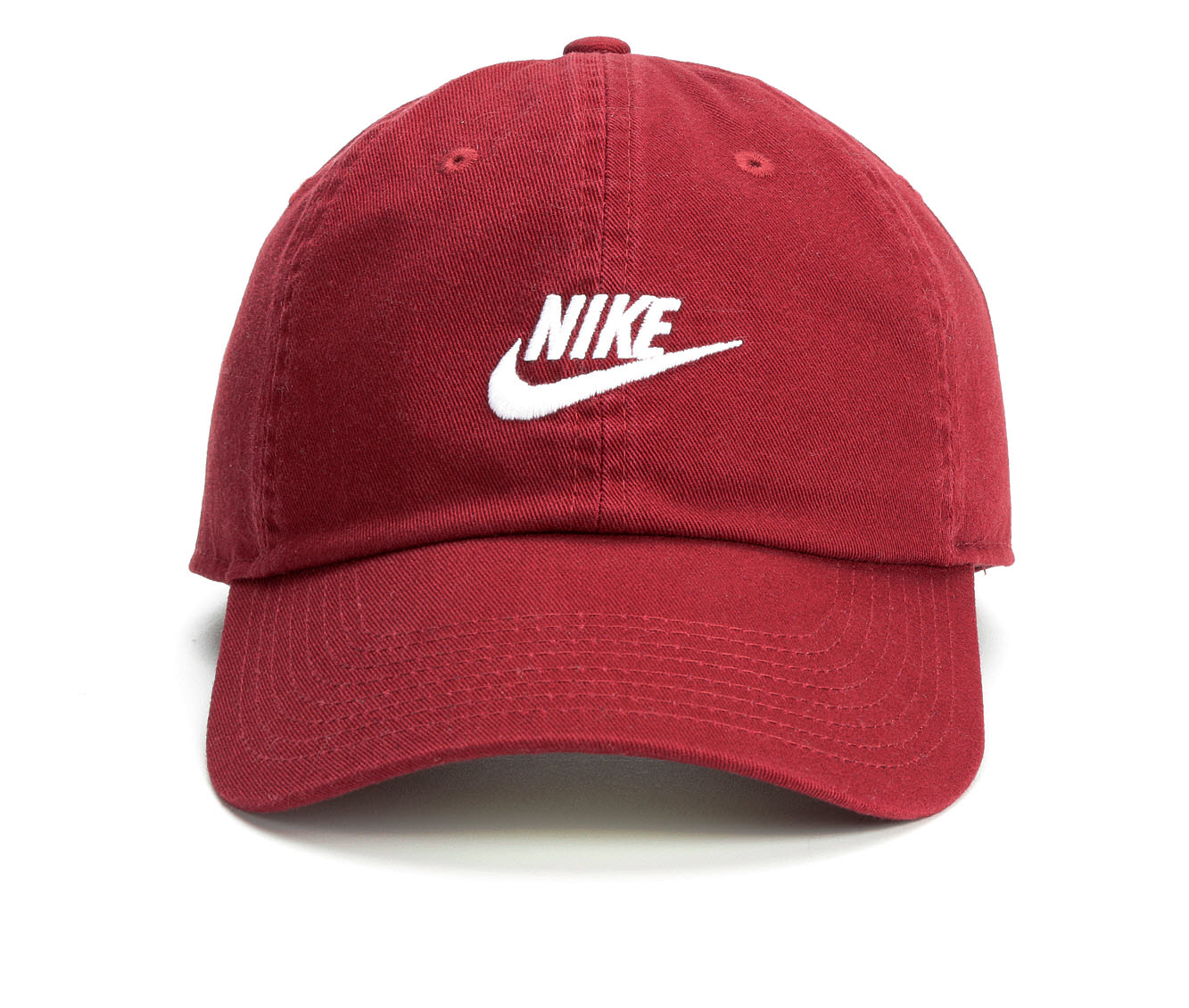 Nike Futura Washed Hat (Red - Size UNSZ) 1721631