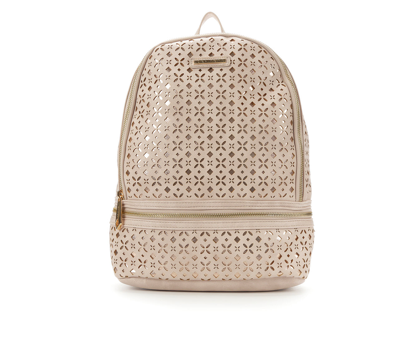 Rampage Perforated Backpack (Pink)