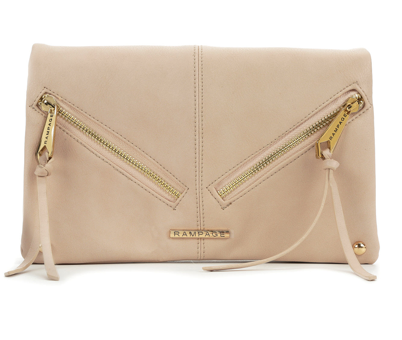 Rampage Wallet Crossbody (Pink)