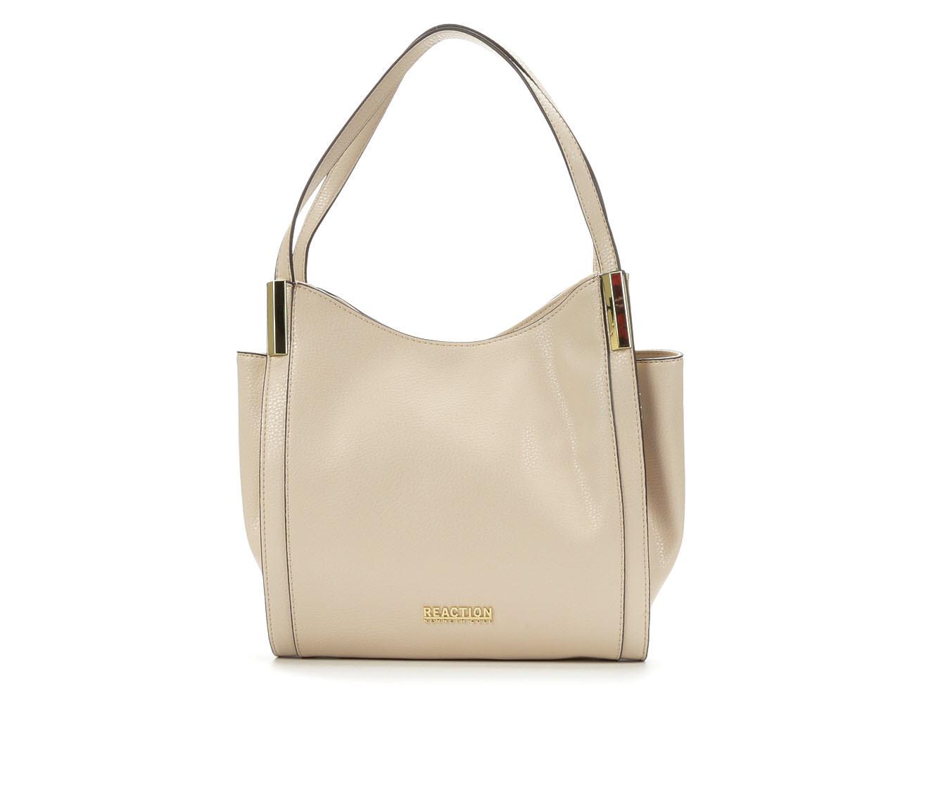 Kenneth Cole Reaction Hobo Handbag (Beige)