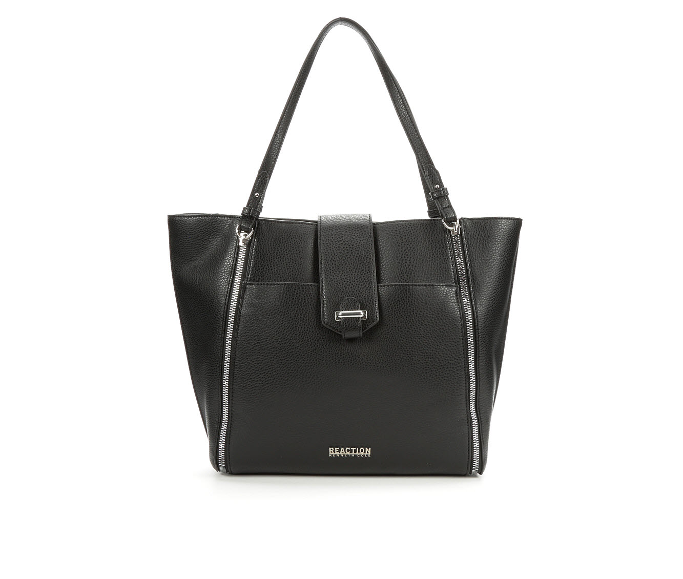 Kenneth Cole Reaction Arriana Tote Hangbag (Black)
