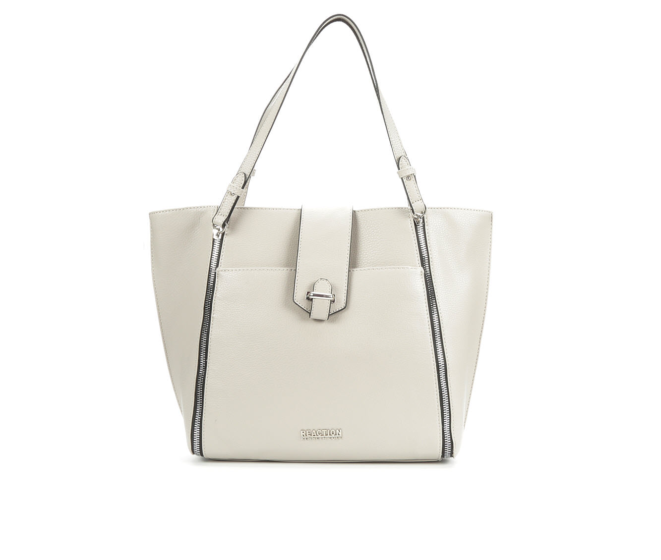 Kenneth Cole Reaction Arriana Tote Hangbag (Grey)