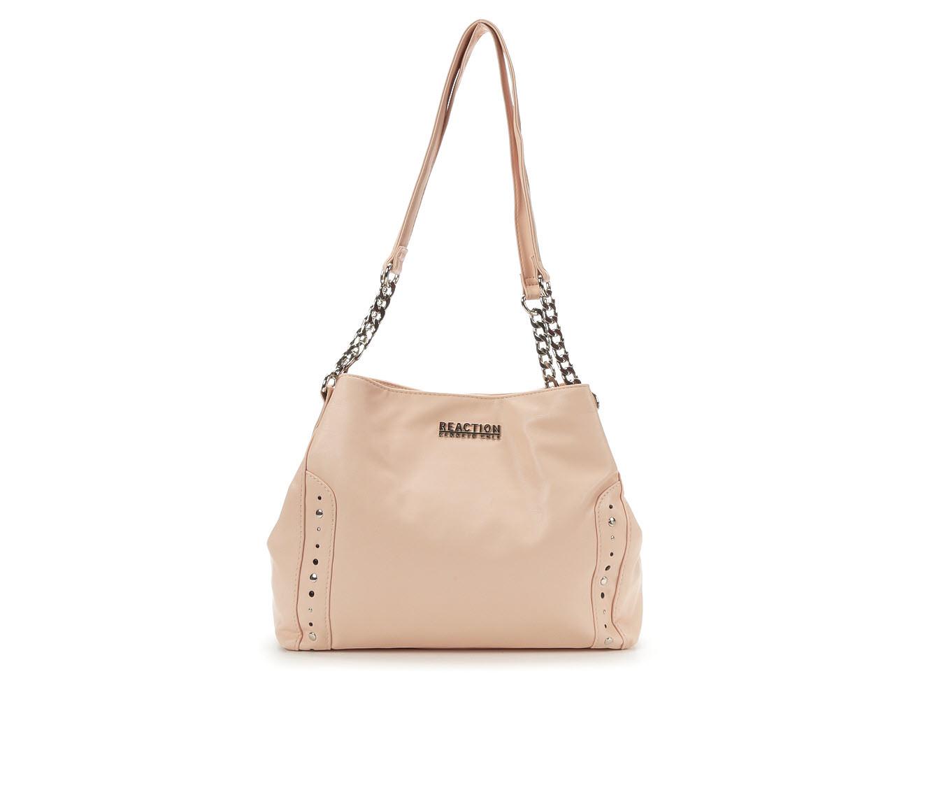 Kenneth Cole Reaction Berry Satchel Handbag (Pink)