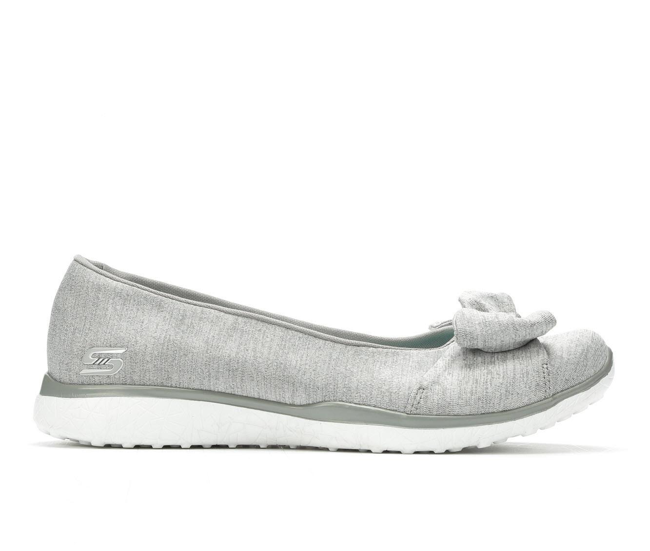 584ef6fa794a Women s Skechers BeYoutiful 23561 Sport Shoes (Grey)