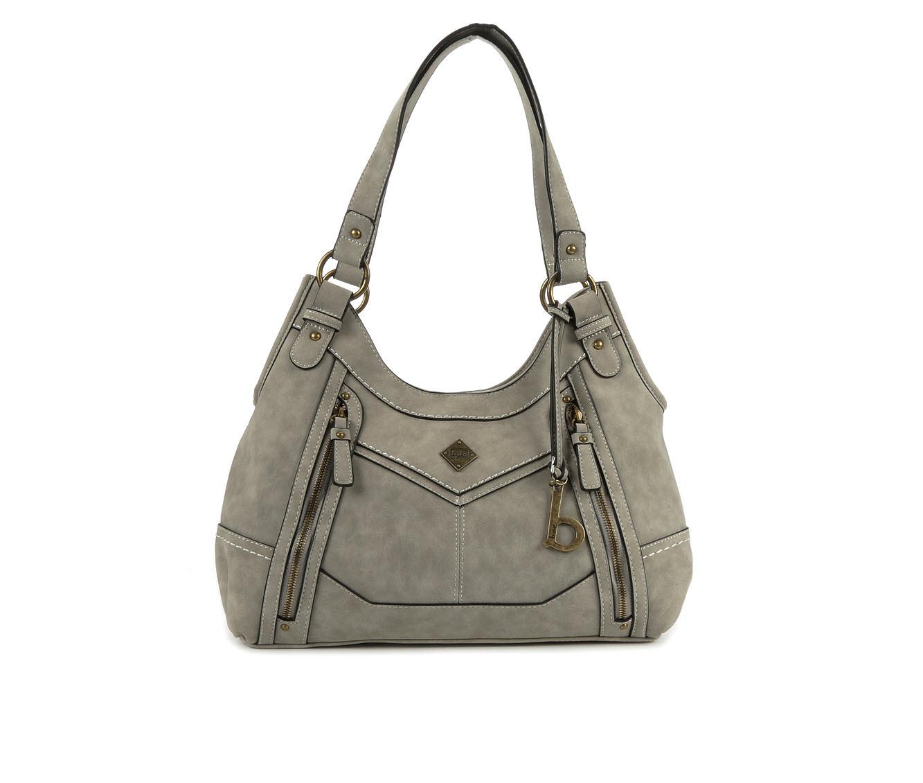 B.O.C. Copper Creek Hobo Handbag (Grey)