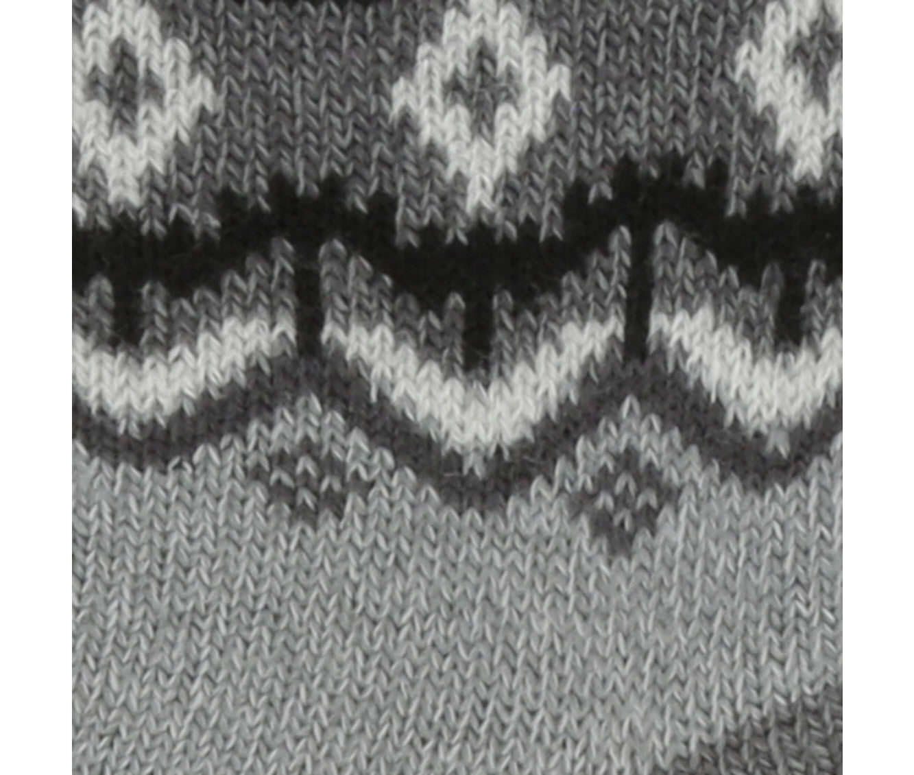 FairIsle Gray