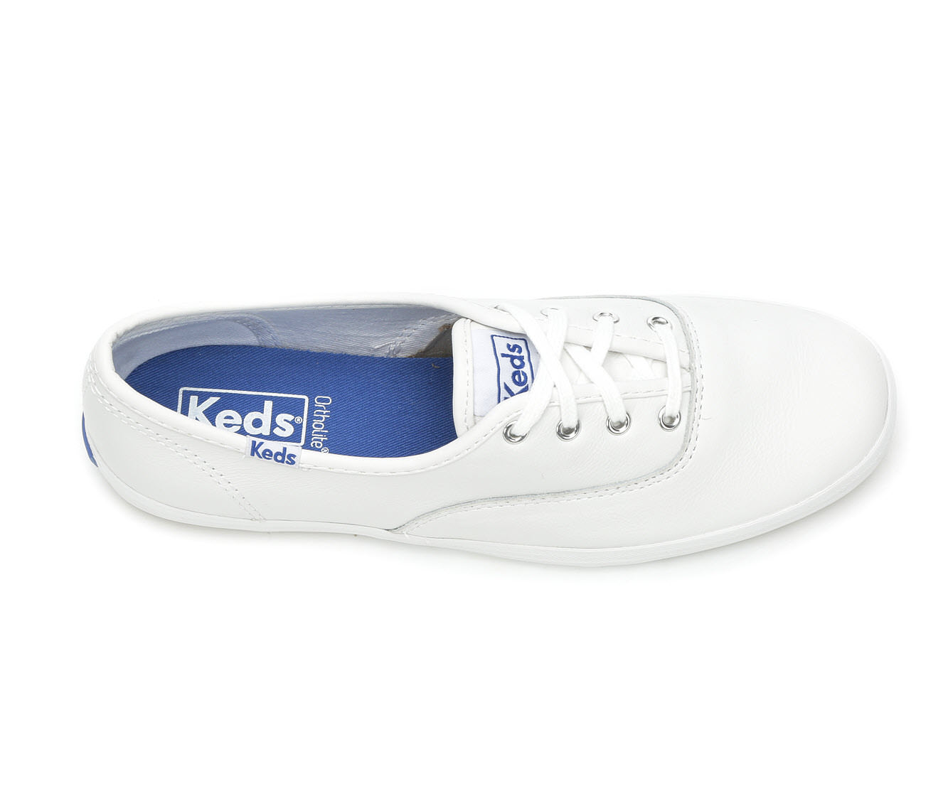 Keds Champion Leather Oxford Sneakers