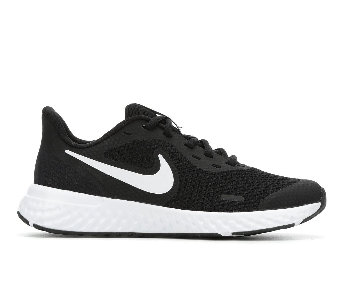 Boys' Nike Revolution 5 Wide GS 3.5-7