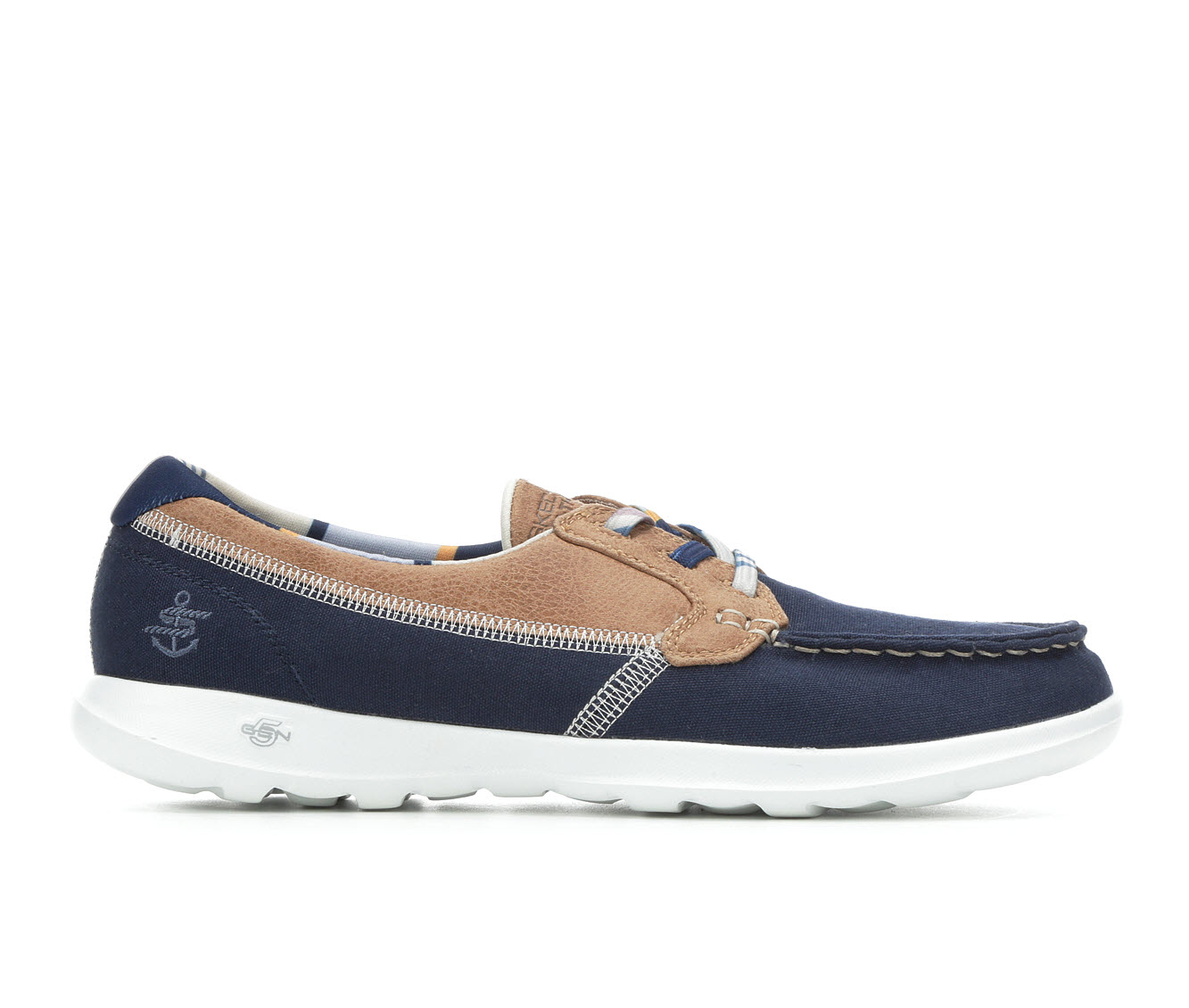 Skechers Go Play Vista 136070 Boat Shoes