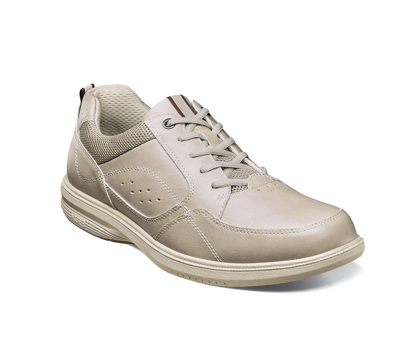 Nunn Bush Kore Walk Moc Toe Ox Casual Shoes