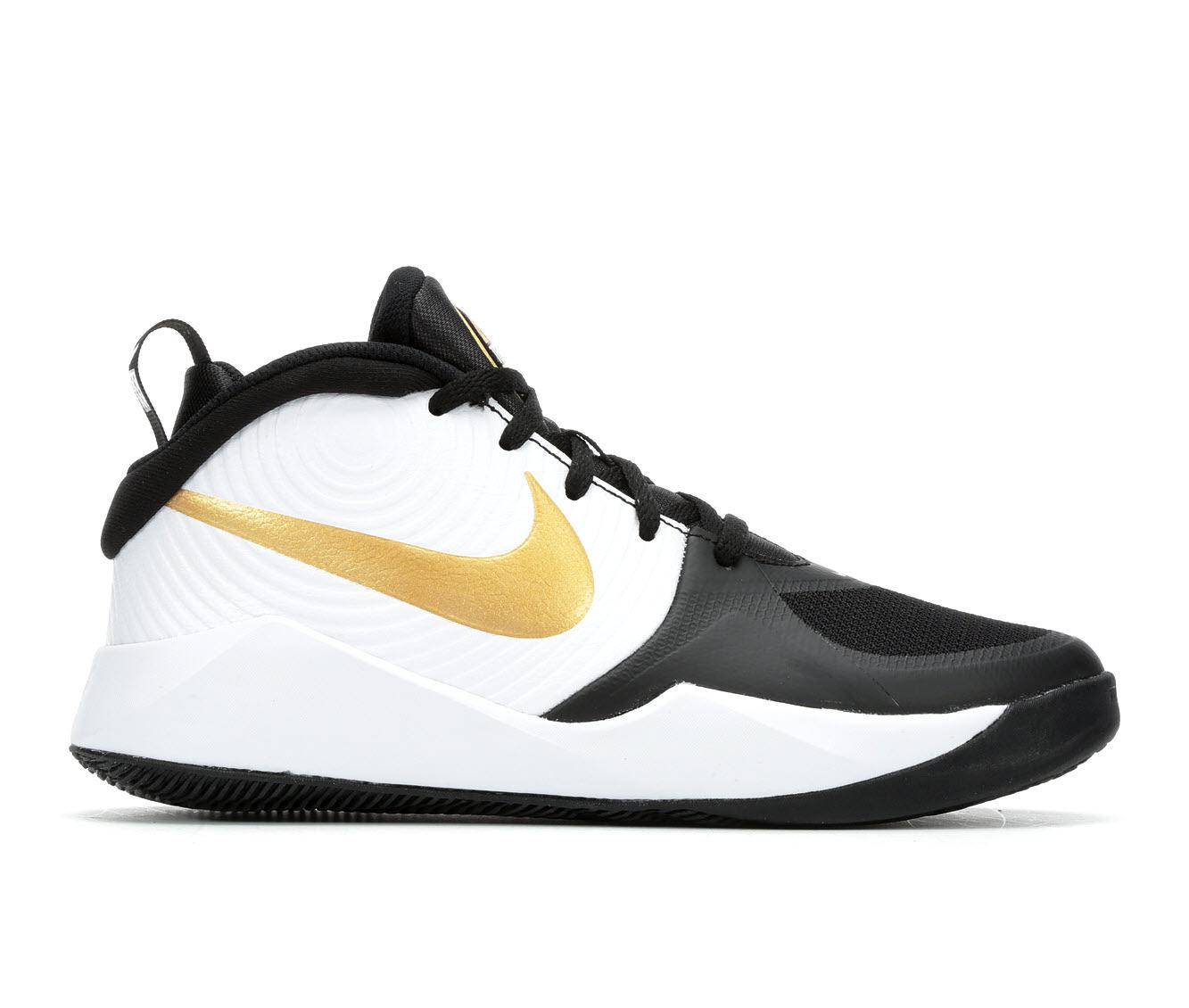 Delegación Renacimiento Alivio  Boys' Nike Big Kid Team Hustle D9 Basketball Shoes