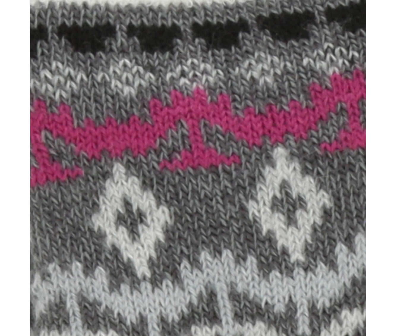 FairIsle Black