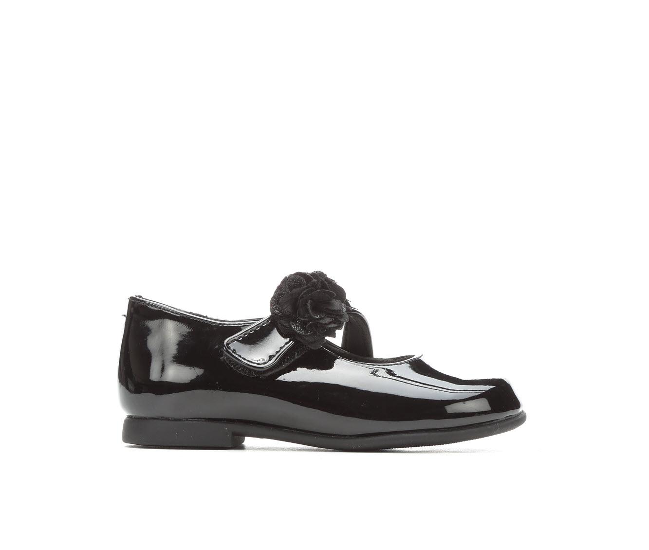 Rachel Shoes Toddler Lil Brena Children's Shoe (Black - Size 7 - Toddler)