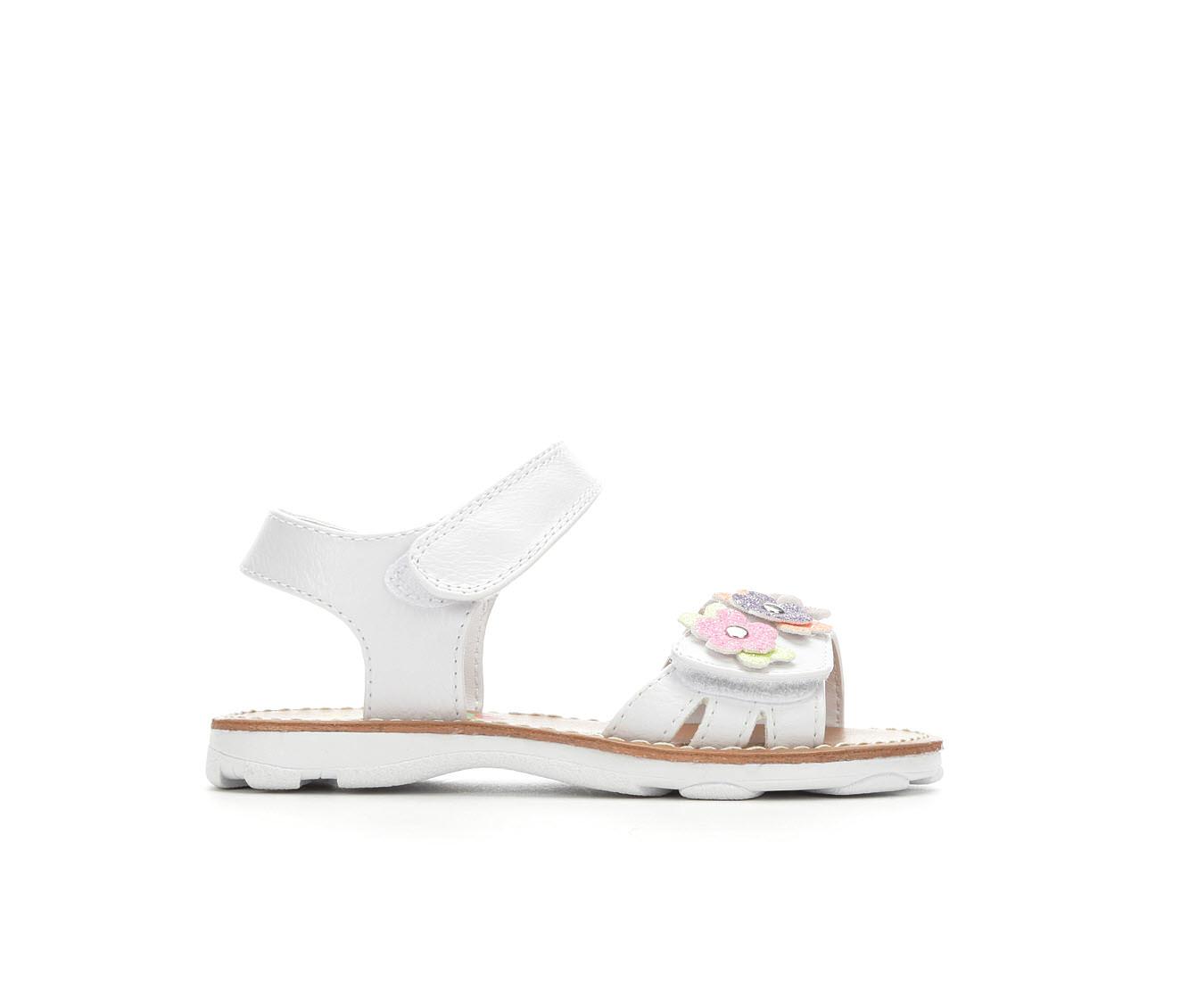 Rachel Shoes Lil Mariah 5-12 Children's Shoe (White - Size 7 - Toddler)
