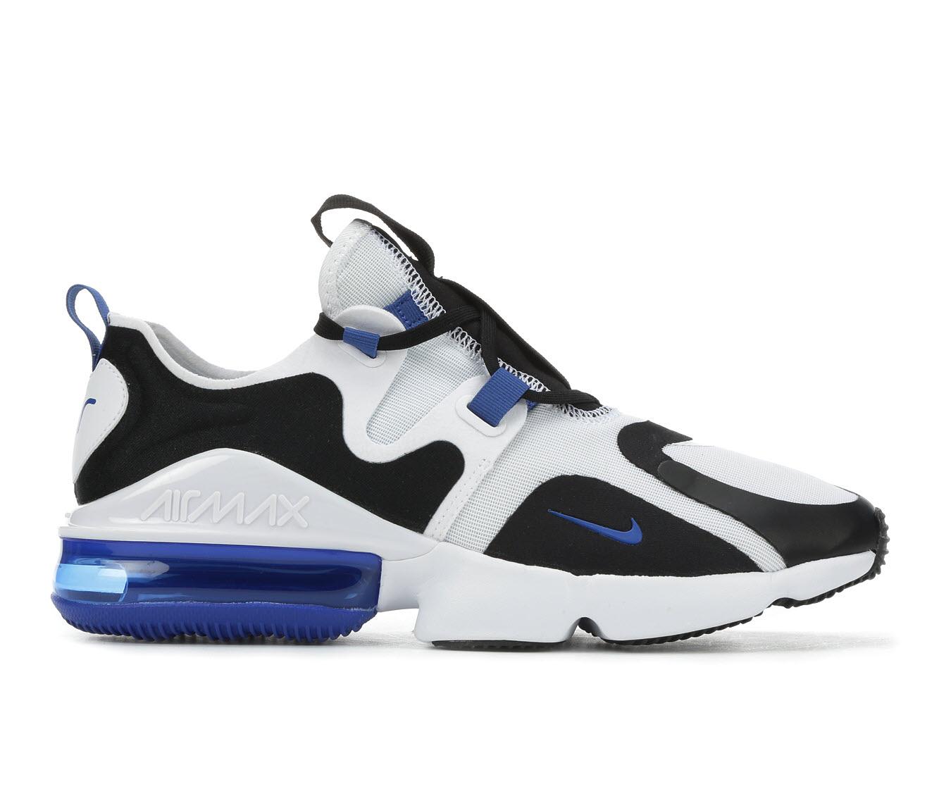 Nike Air Max Infinity Men's Athletic Shoe (Black - Size 11 ...