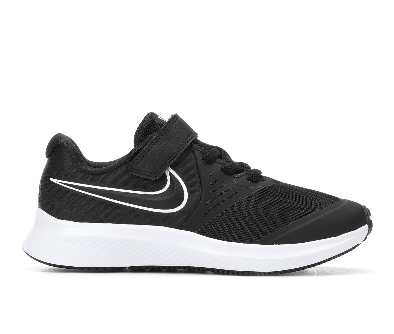 Nike Little Kid Star Runner 2 Children's Athletic Shoe (Black - Size 11.5 - Little Kid)