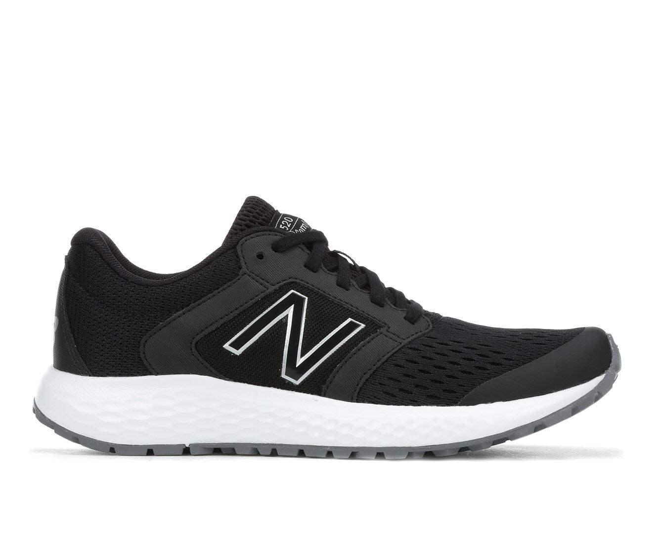 New Balance W520v5 Women's Athletic Shoe (Black)