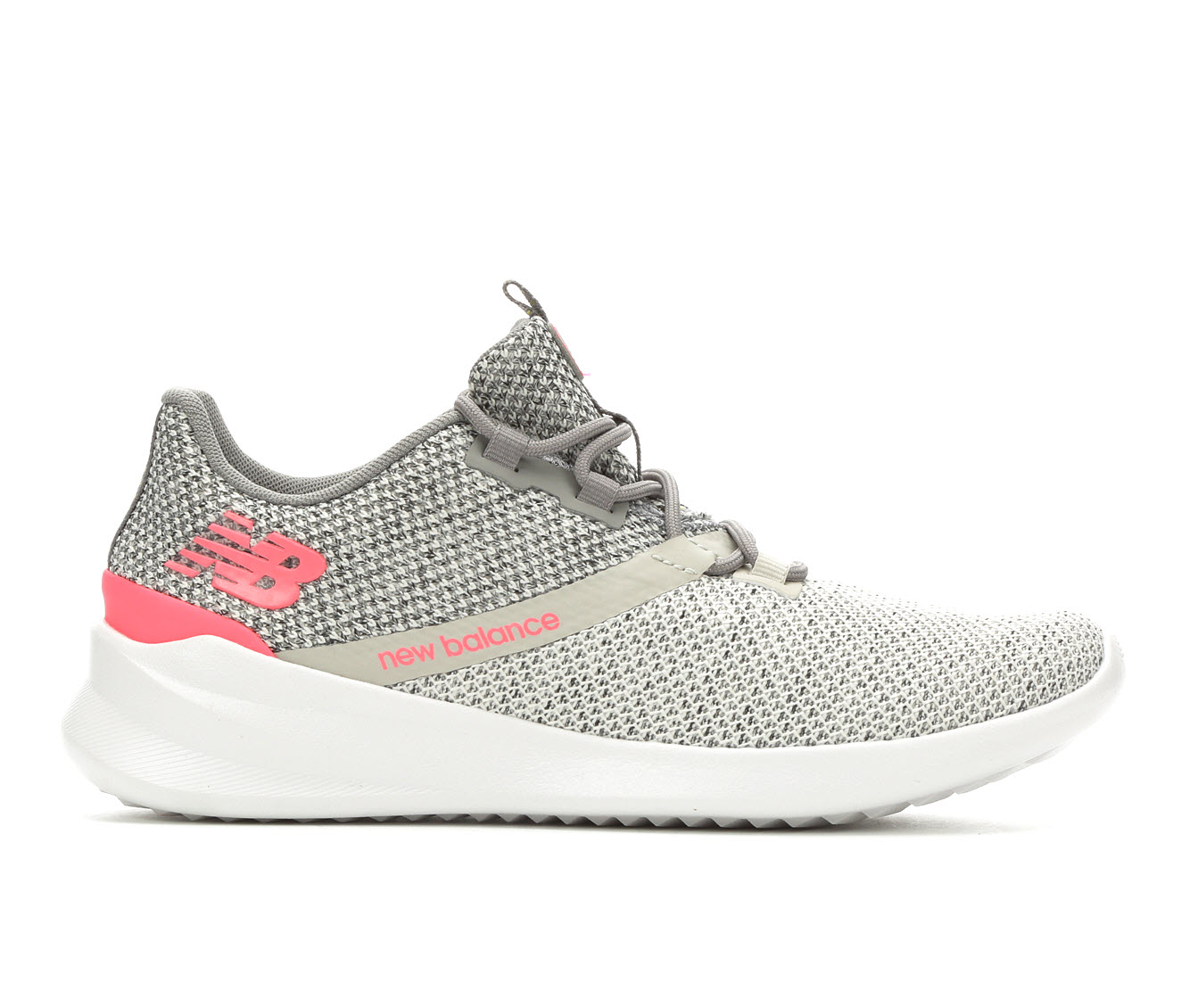 New Balance District Run Women's Athletic Shoe (Gray)