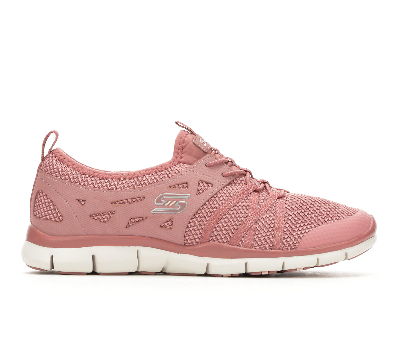 Skechers What A Sight 23360 Women's Athletic Shoe (Pink)