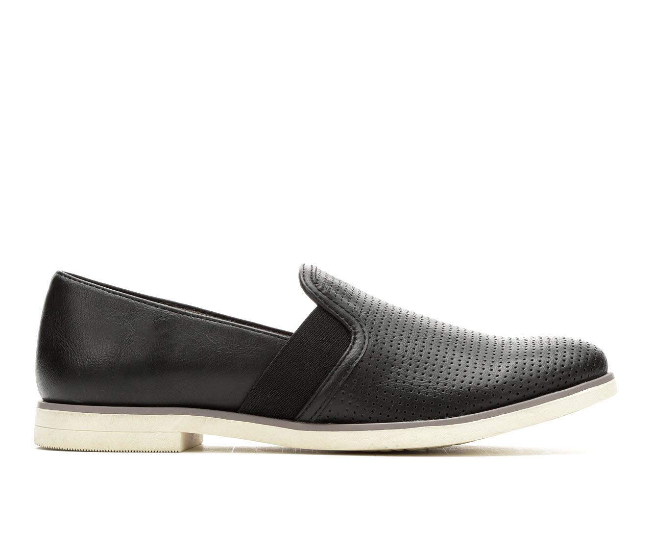 EuroSoft Vernelle Women's Shoe (Black Faux Leather)