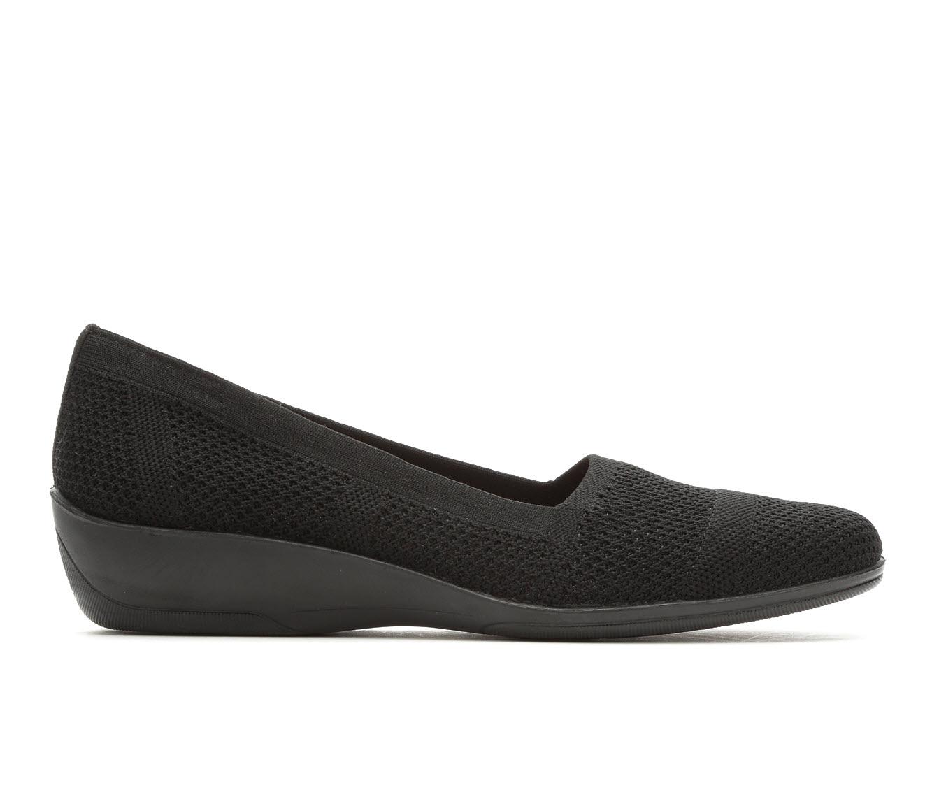 LifeStride Immy Women's Shoe (Black Canvas)