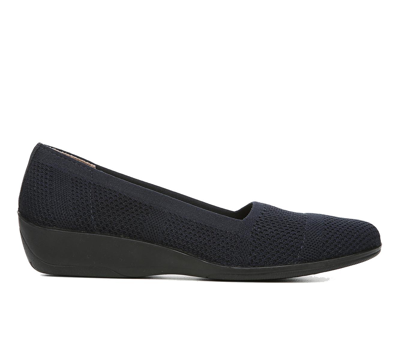 LifeStride Immy Women's Shoe (Blue Canvas)
