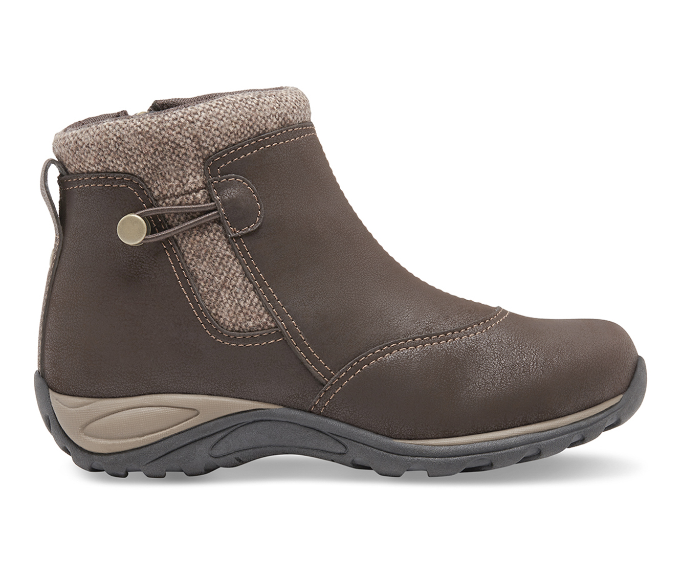 Eastland Bridget Women's Boot (Brown Leather)