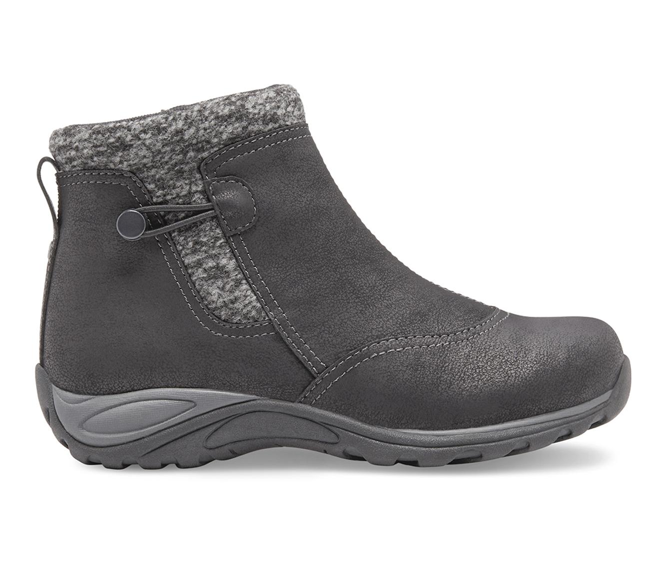 Eastland Bridget Women's Boot (Black Leather)