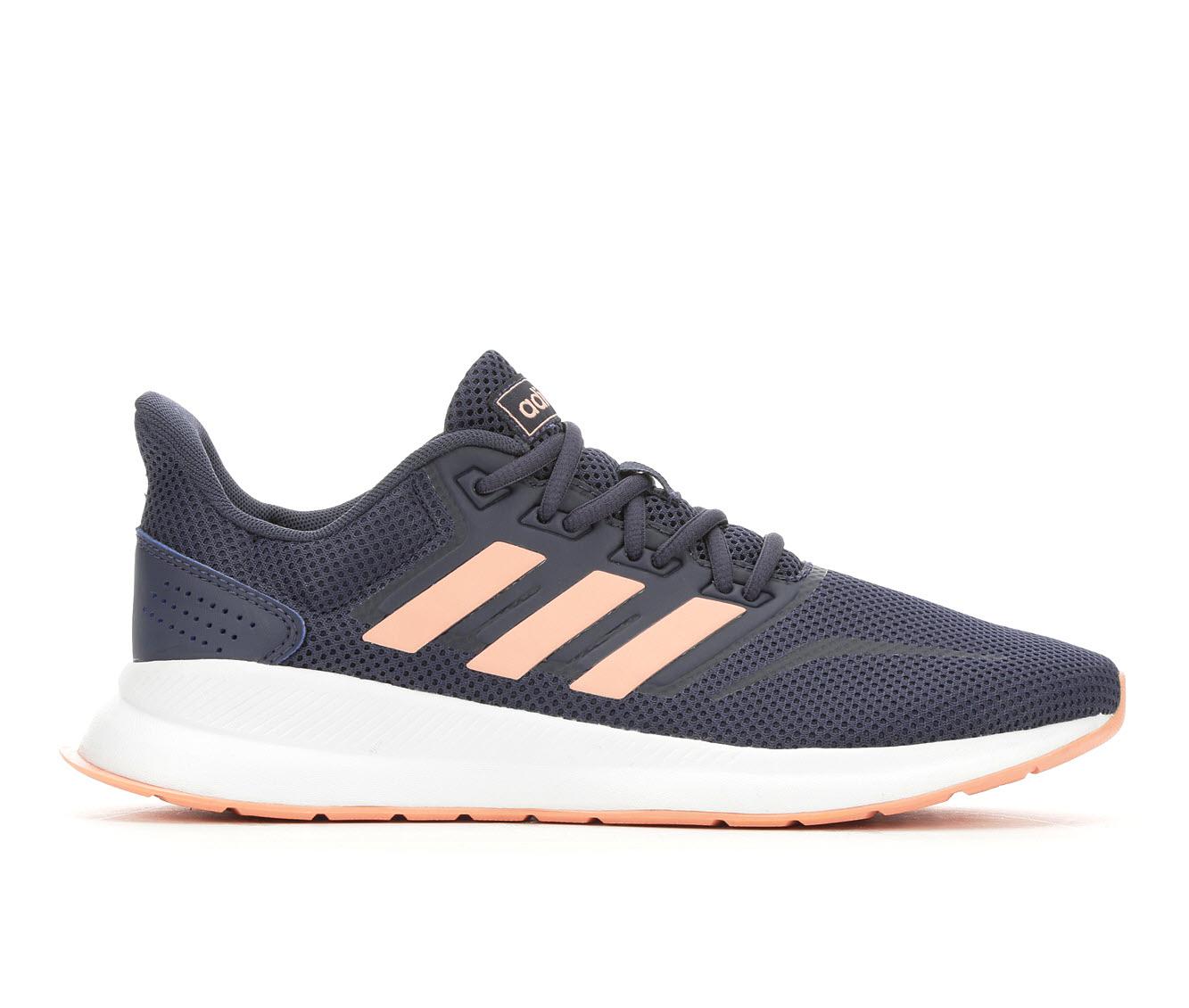 Adidas RunFalcon Women's Athletic Shoe (Blue)