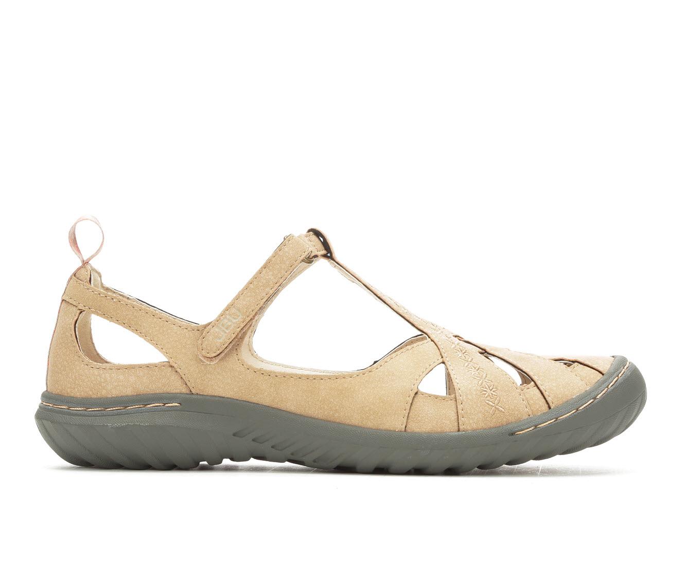 JBU by Jambu Cynthia Women's Shoe (Brown Canvas)
