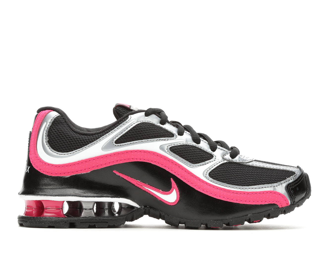 Nike Reax Run 5 Women's Athletic Shoe (Black)