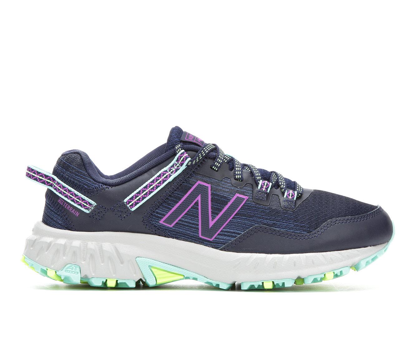 New Balance WT410V6 Women's Athletic Shoe (Blue)