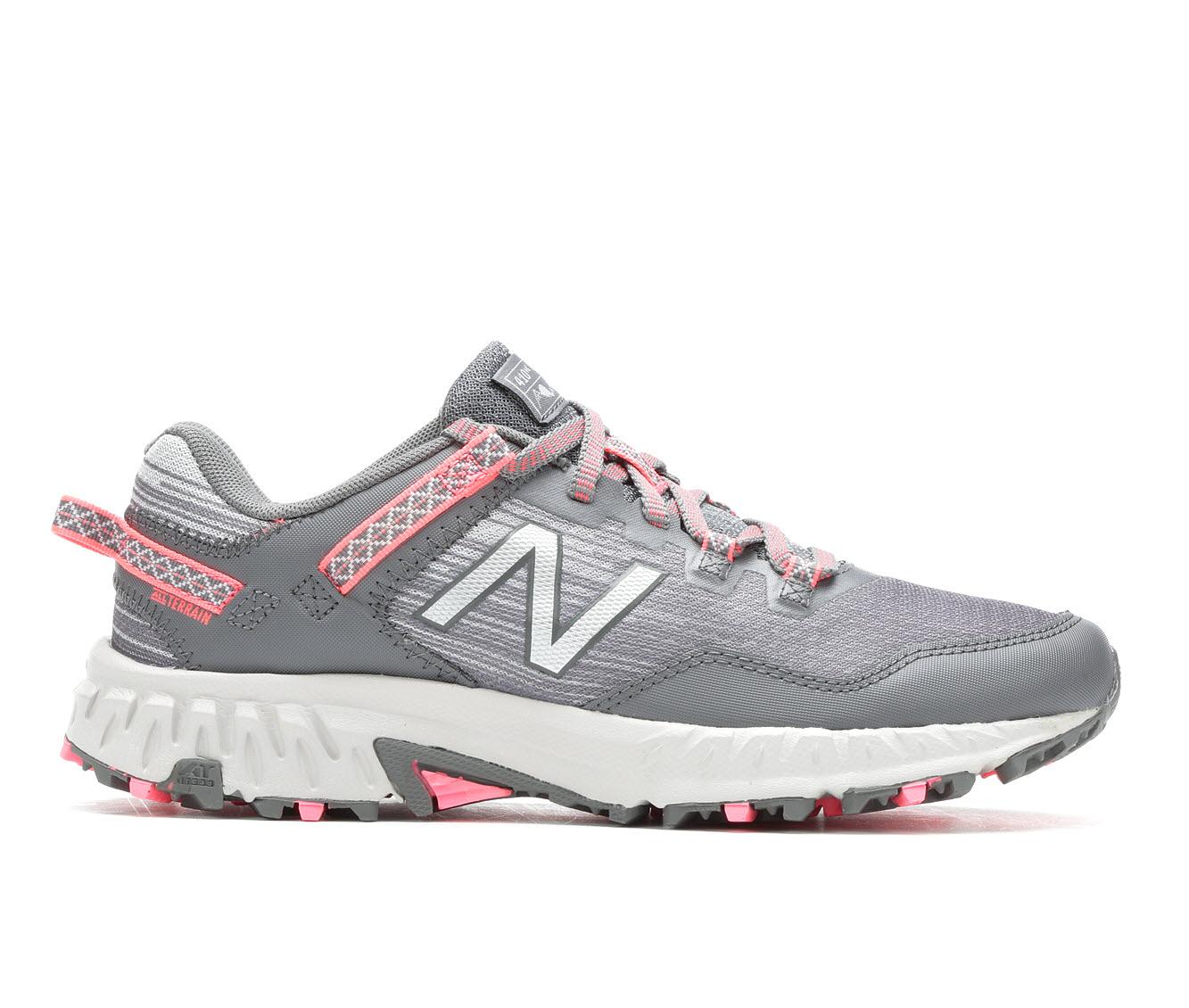 New Balance WT410V6 Women's Athletic Shoe (Gray)