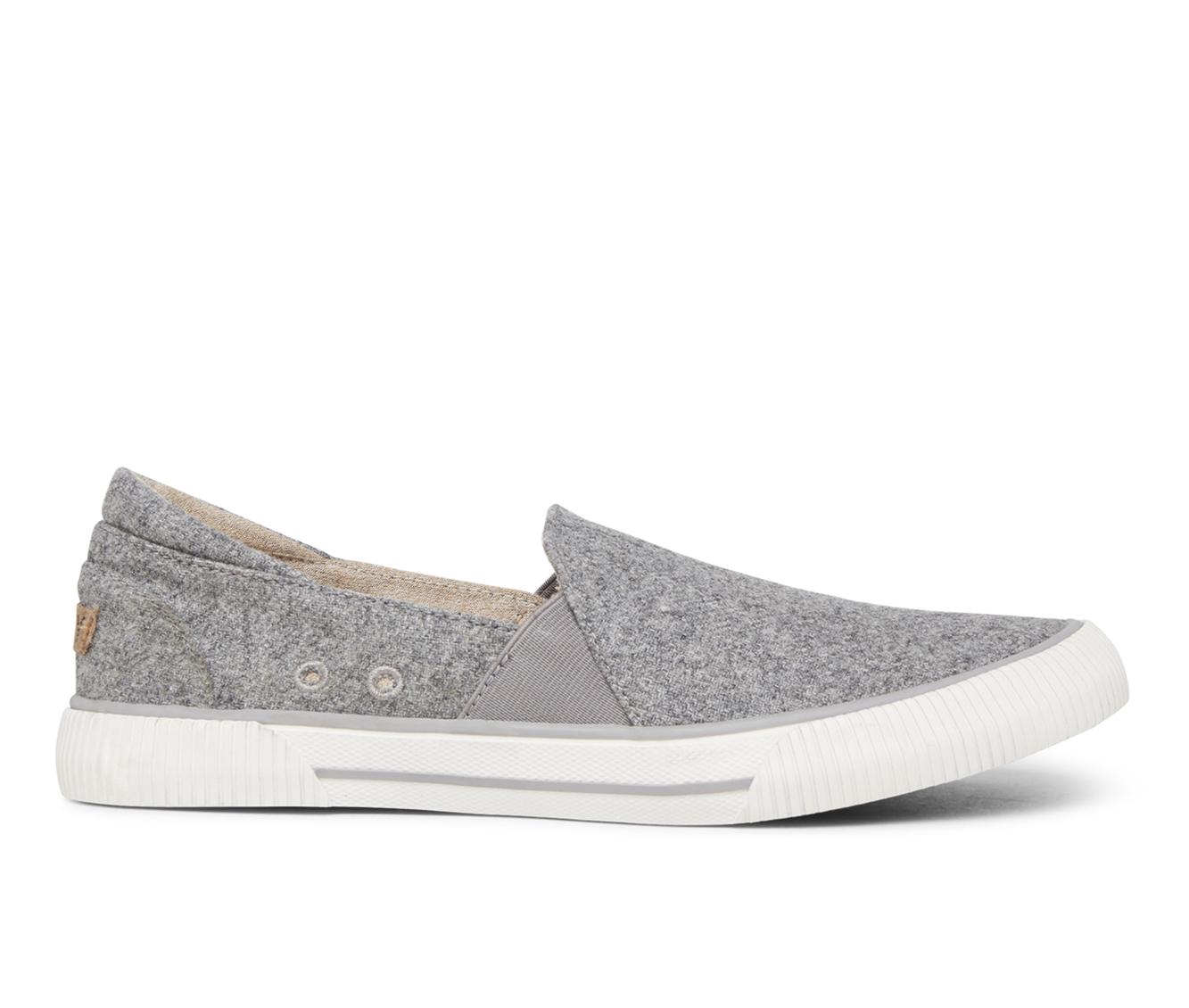 Roxy Brayden Women's Shoe (Gray Canvas)