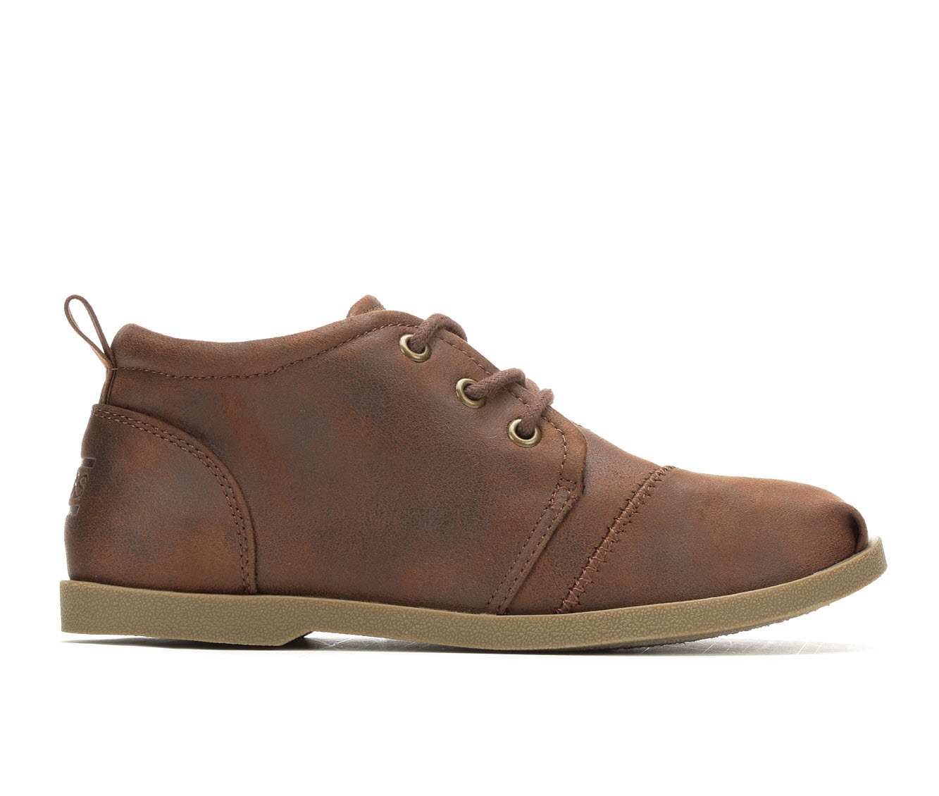 BOBS Drifting Women's Shoe (Brown Faux Leather)
