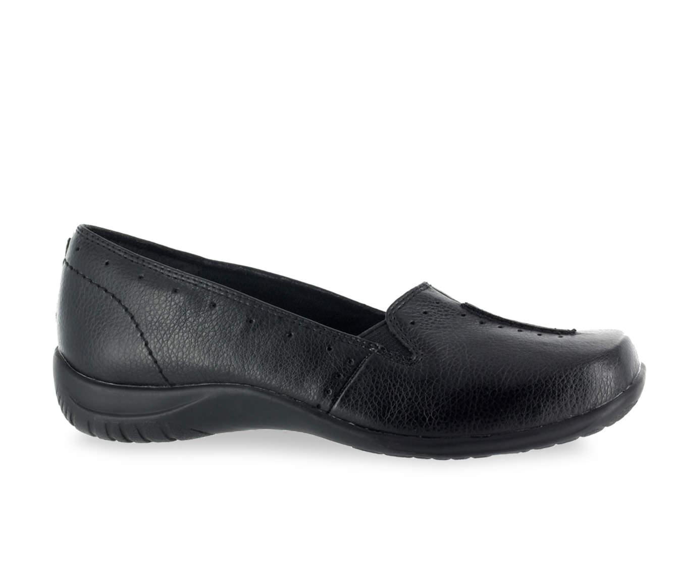 Easy Street Purpose Women's Shoe (Black Faux Leather)