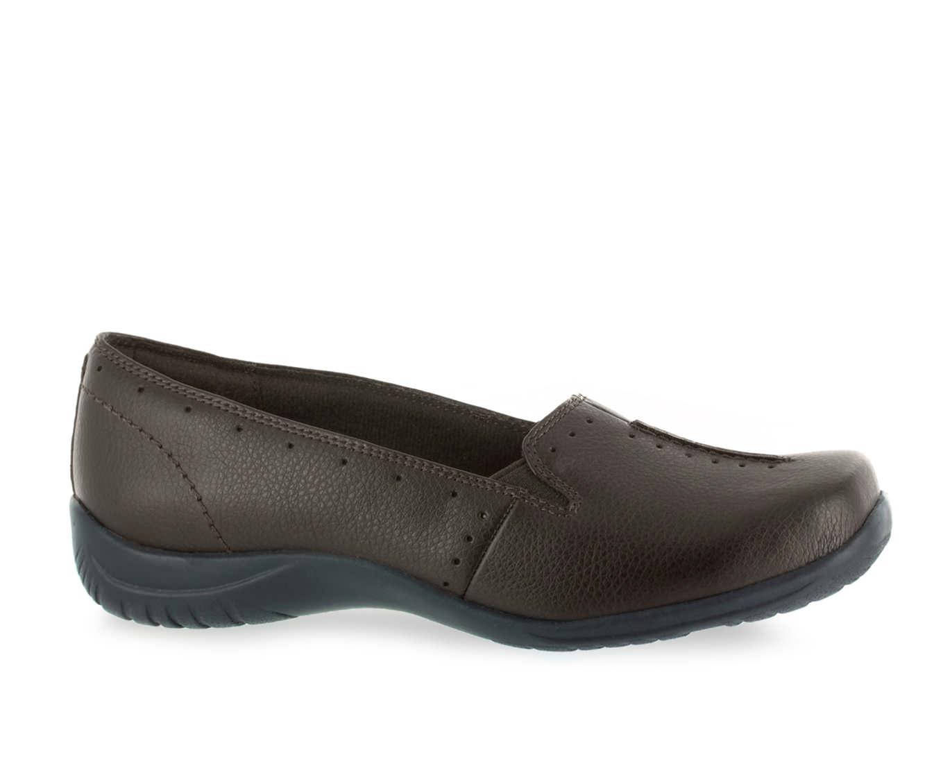 Easy Street Purpose Women's Shoe (Brown Faux Leather)