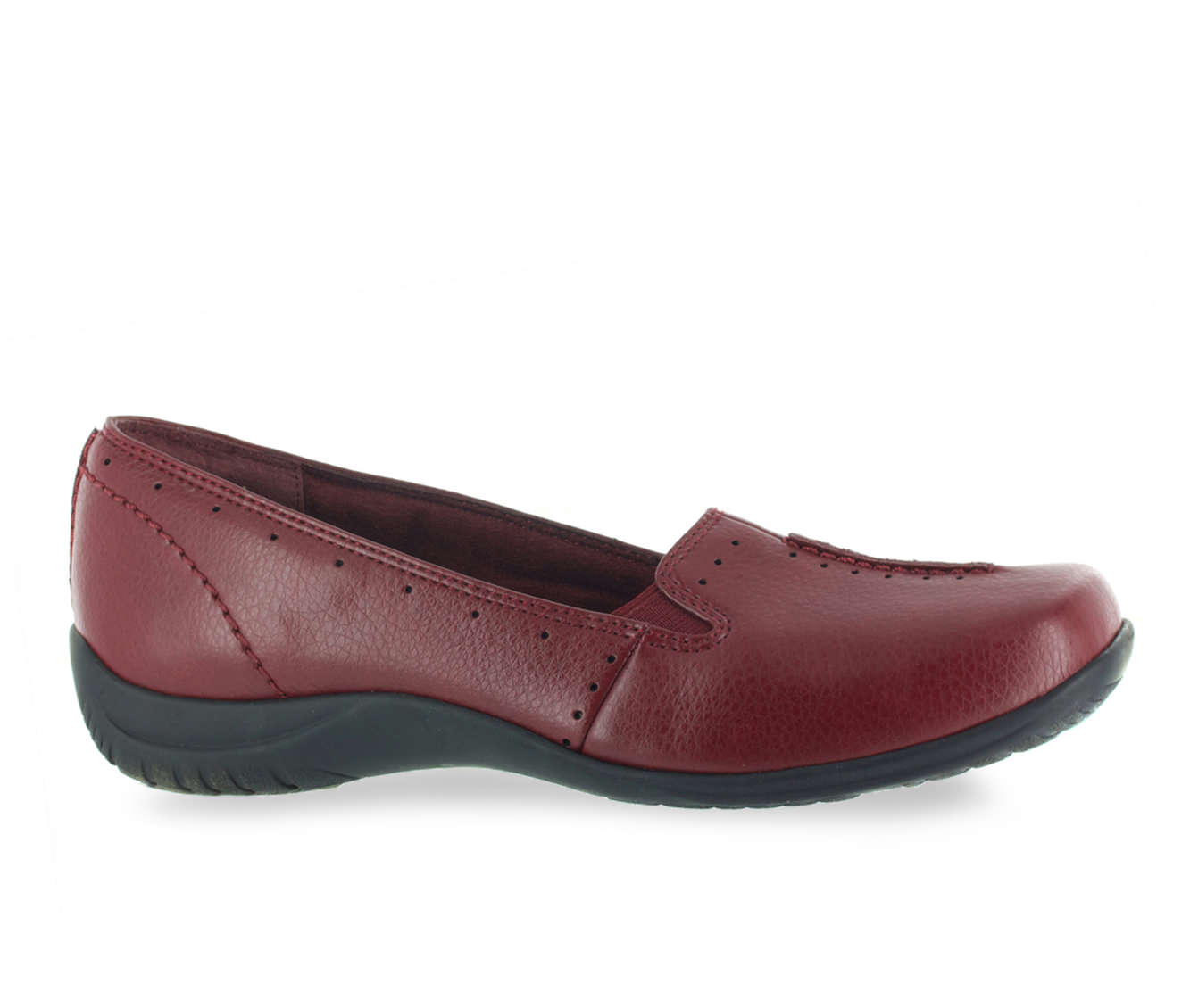 Easy Street Purpose Women's Shoe (Red Faux Leather)