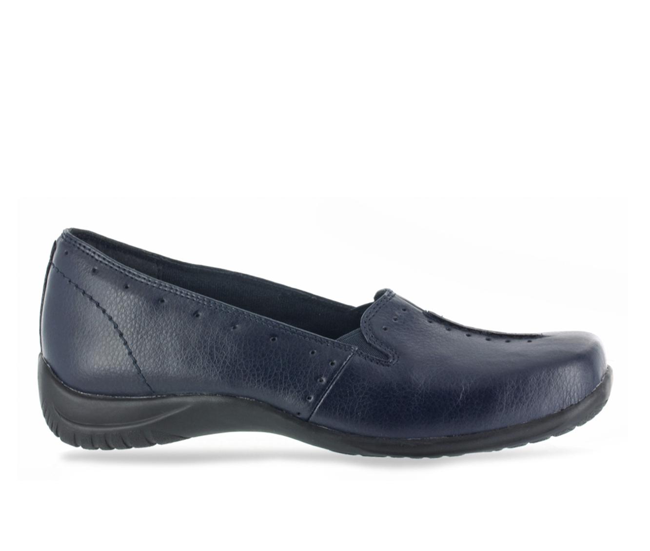 Easy Street Purpose Women's Shoe (Blue Faux Leather)