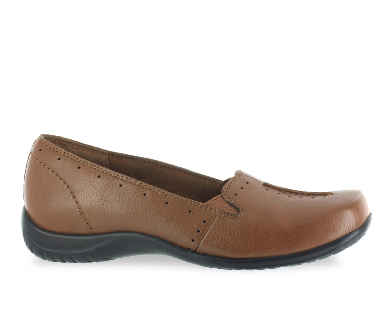 Easy Street Purpose Women's Shoe (Beige Faux Leather)