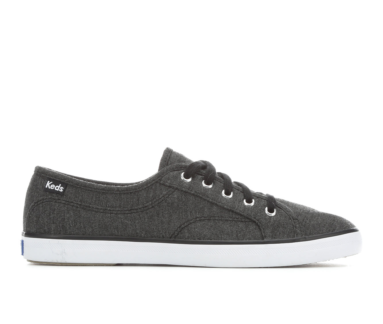Keds Gem Jersey Women's Shoe (Gray Canvas)