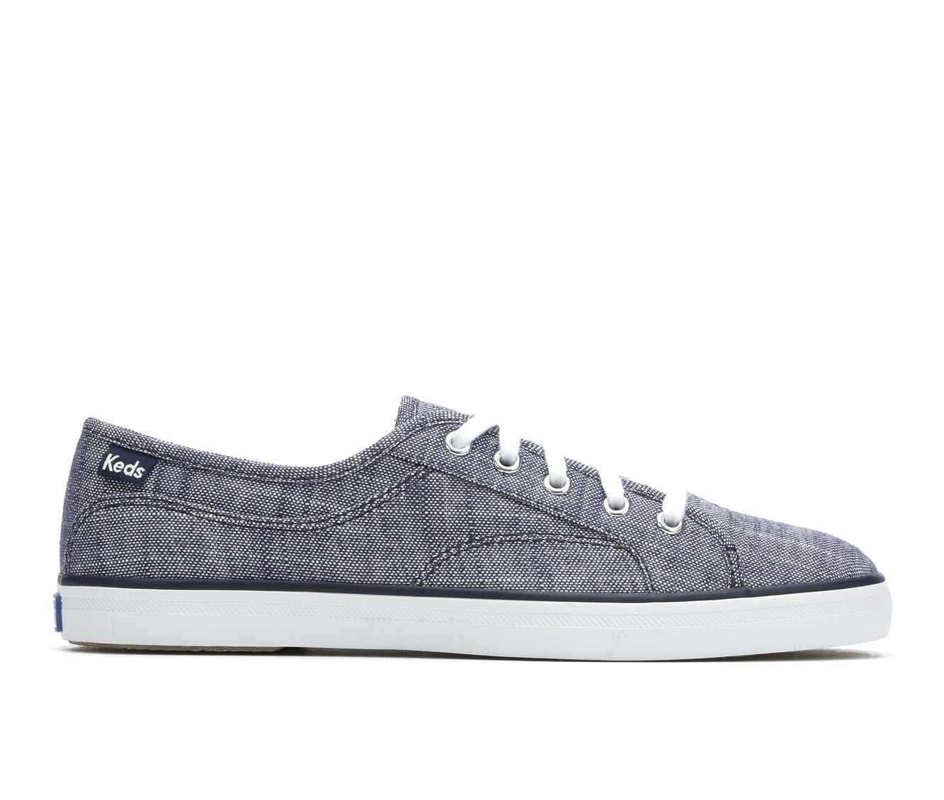 Keds Gem Jersey Women's Shoe (Blue Canvas)