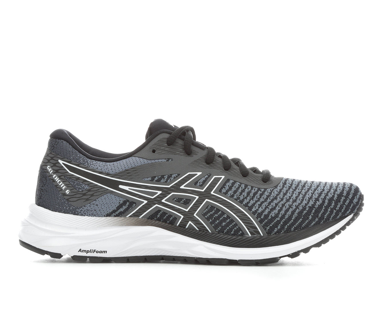 ASICS Gel Excite 6 Twist Women's Athletic Shoe (Gray)