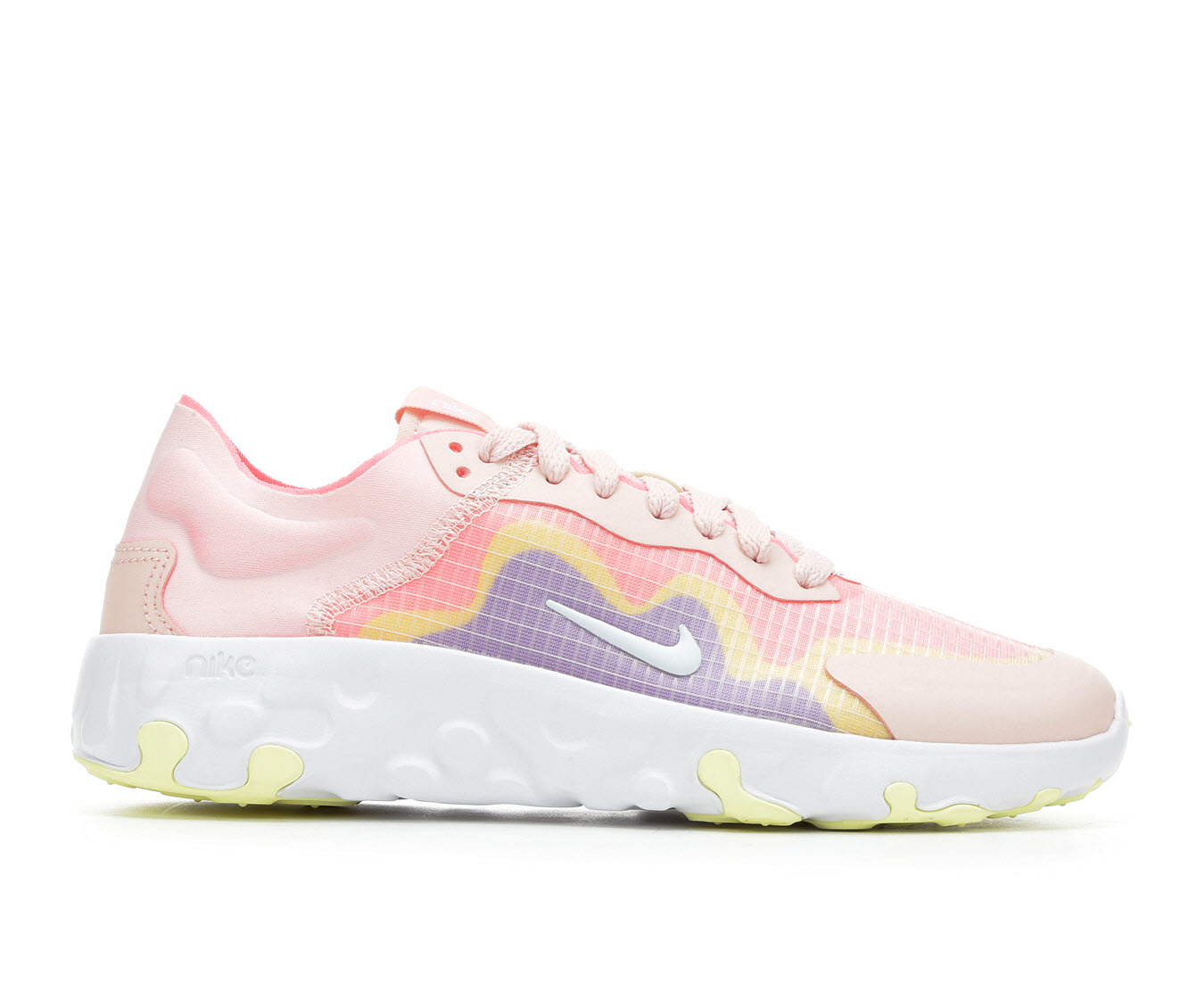 Nike Renew Lucent Women's Athletic Shoe (Pink)