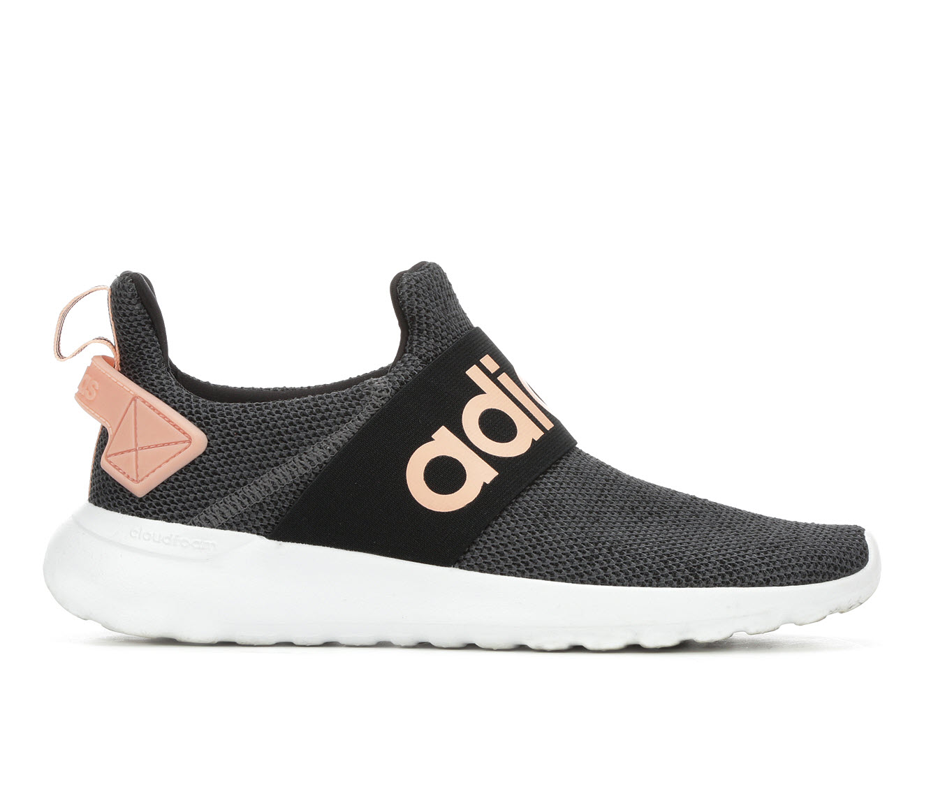 Adidas Lite Racer Adapt Women's Athletic Shoe (Gray)