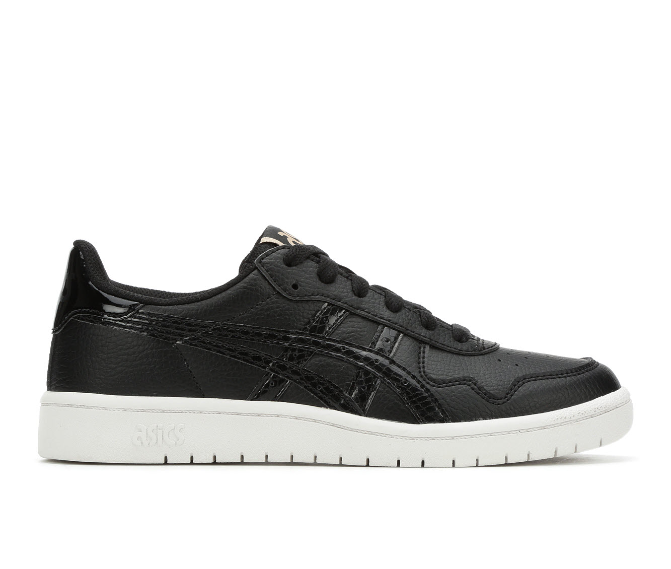 ASICS Japan S Women's Athletic Shoe (Black)