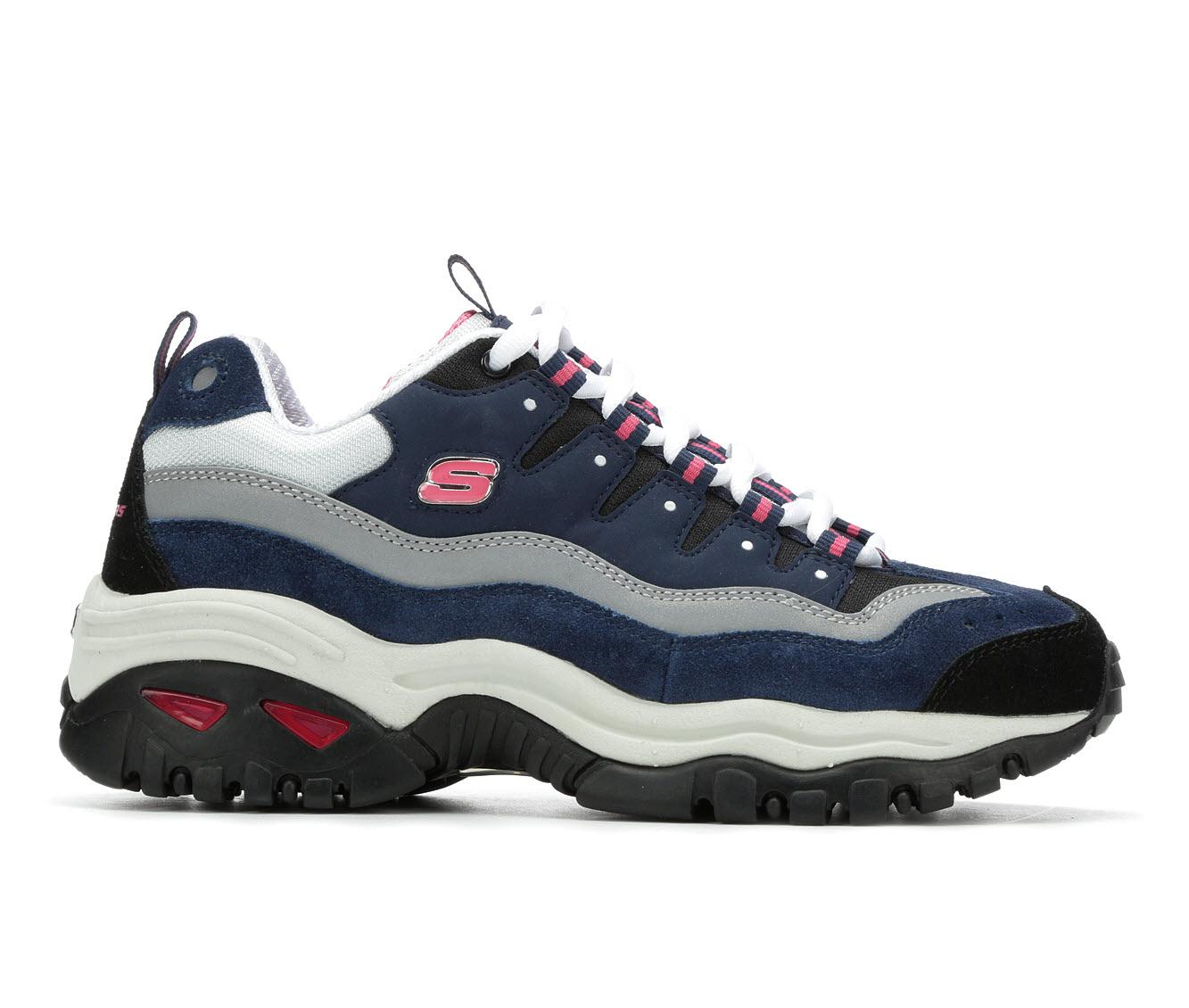 Skechers Wave Linxe 13400 Women's Athletic Shoe (Blue)